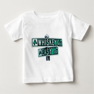 Whiskey Rode and Easy Street 2 Baby T-Shirt