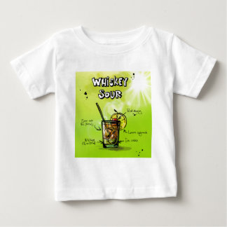 Whiskey Sour - Cocktail Gift Baby T-Shirt