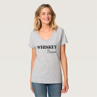 Whiskey Sour Favorite Drink T-Shirt