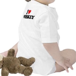 Whiskey Baby Bodysuits