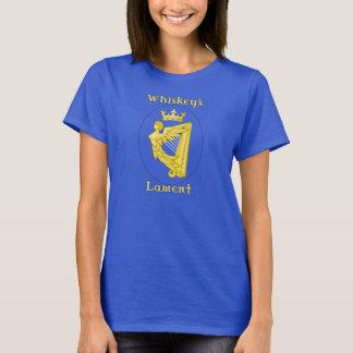 Whiskey's Lament Badge Women's t-shirt