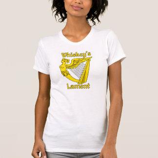 Whiskey's Lament spaghetti strap women's shirt