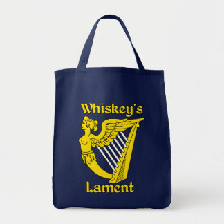 Whiskey's Lament tote bag