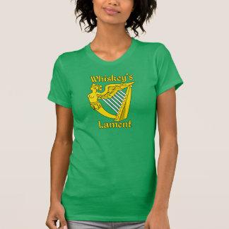 Whiskey's Lament Women's T-Shirt