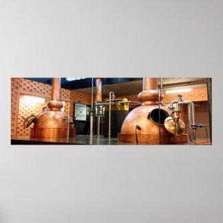 Whisky com el Stillroom de Puni Impresiones