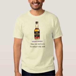 Whisky del Ukulele Polera