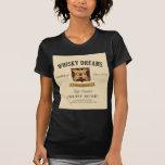 "Whisky Dreams ""Label"" Logo Tshirt"