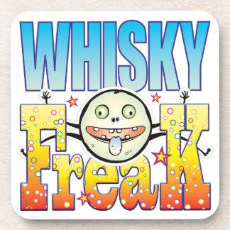 Whisky Freaky Freak Drink Coasters