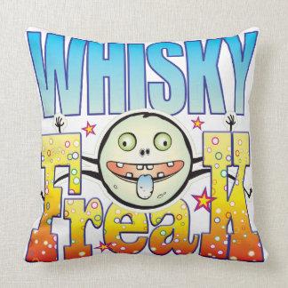 Whisky Freaky Freak Pillow