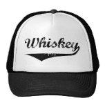 Whisky Gorras De Camionero