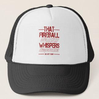 Whisky Humor Apparel Trucker Hat