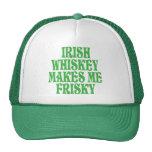 Whisky irlandés gorro