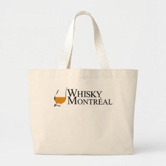 whisky Montreal de los buceadores de los artículos Bolsas De Mano