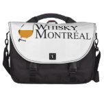 whisky Montreal de los buceadores de los artículos Bolsas Para Portátil