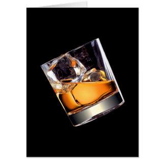 Whisky on the Rocks (36x48) Big Card