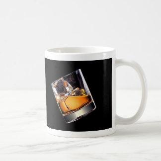 Whisky on the Rocks Basic White Mug