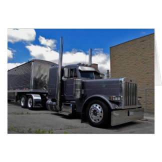Whisler's Peterbilt 379 Note Card