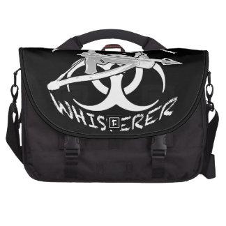 Whisperer 4w del zombi bolsas para portátil