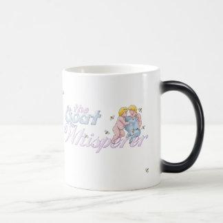 Whisperer de la cabra de los regalos de los taza mágica