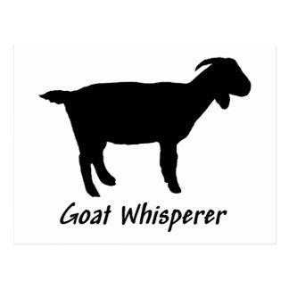 Whisperer de la cabra postal