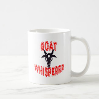 Whisperer de la cabra taza