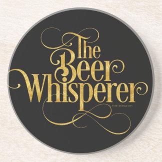 Whisperer de la cerveza posavasos cerveza
