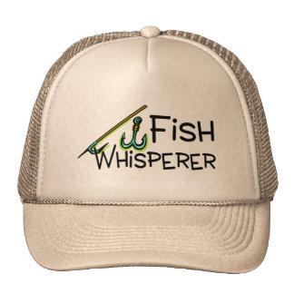 Whisperer de los pescados gorro