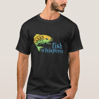 Whisperer de los pescados playera