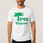 Whisperer del árbol playeras