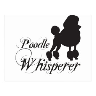 Whisperer del caniche postal