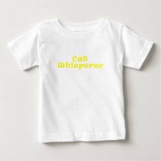Whisperer del gato t-shirts