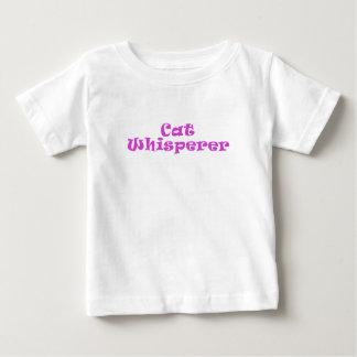 Whisperer del gato tee shirt