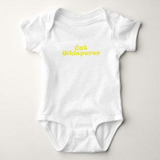 Whisperer del gato tee shirts