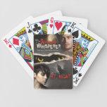 Whisperer del hombre lobo baraja de cartas