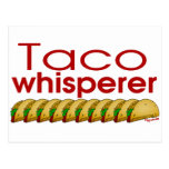 Whisperer del Taco Postal