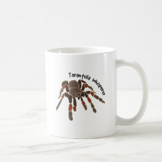 Whisperer del Tarantula Taza