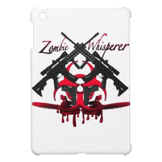 Whisperer del zombi iPad mini fundas