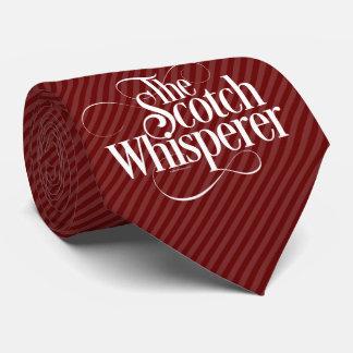 Whisperer escocés corbatas