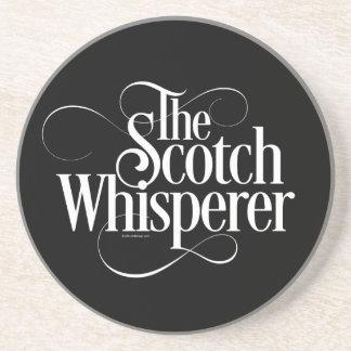 Whisperer escocés posavasos para bebidas