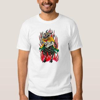 Whispering Devil Old School Tattoo Style Shirt