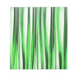 Whispering Green Grass Notepad