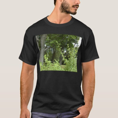 Whispering Greens - the Mystery Beyond T-Shirt