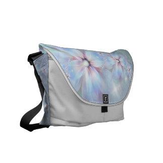 Whispering lilac Rickshaw Messenger Bag