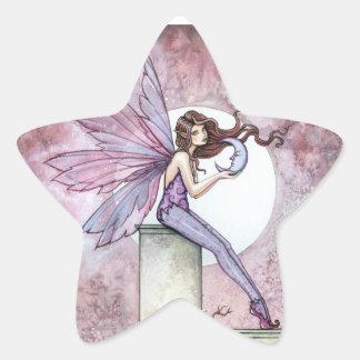 Whispering Moon Fairy Stickers