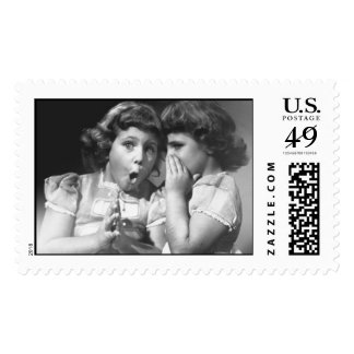 Whispering Secrets Postage Stamps
