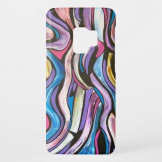 Whispering Tree-Stylish Artsy Brushstrokes Case-Mate Samsung Galaxy S9 Case