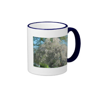 Whispering Willow 15oz. Ringer Mug