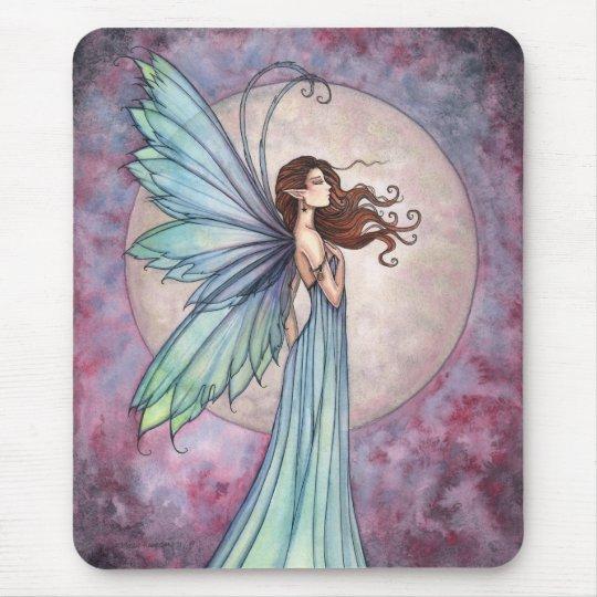 Whispering Wind Fairy Mousepad