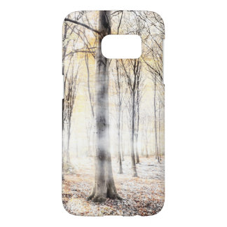 Whispering woodland in autumn fall samsung galaxy s7 case