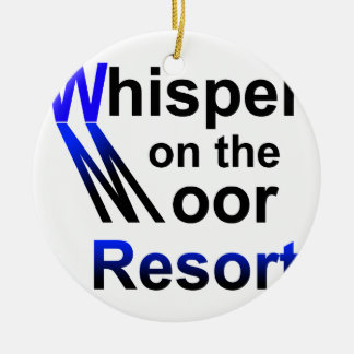 WhisperMoor copy.png Ceramic Ornament